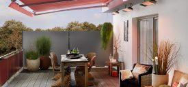 terrassevarmer Terrasse og have