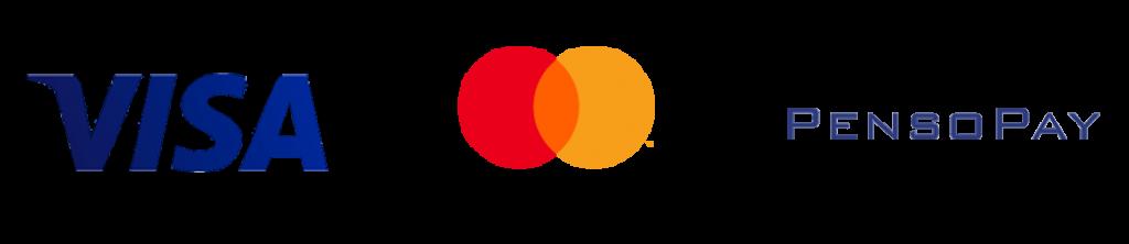 betalingskort logoer